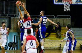 مثبت شدن تست کرونا تیم هیات بسکتبال خوزستان