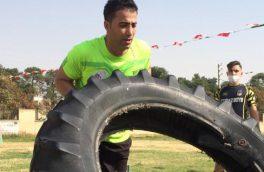 برگزاری مسابقات مهارت های فردی در راگبی فارس