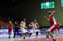 حضور تیم نبوغ اراک در رقابتهای لیگ دسته اول بسکتبال کشور