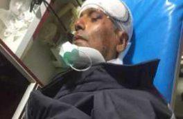 تصادف شدید مربی شهرداری ماهشهر