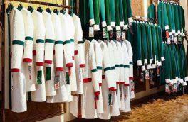 رونمایی از لباس کاروان المپیک ایران