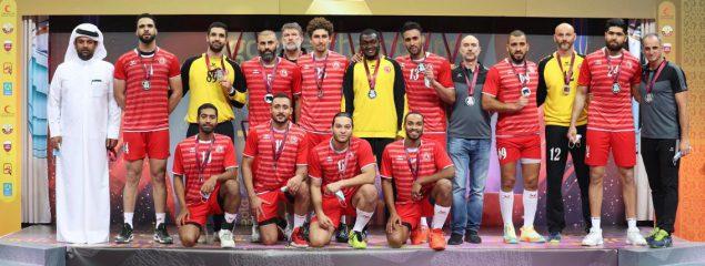 نایب قهرمانی لژیونر ایرانی در نخستین تجربه حضور در لیگ ستارگان قطر