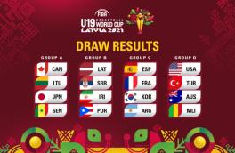 تیم ملی جوانان ایران از تیرماه در جام جهانی به مصاف حریفان می رود