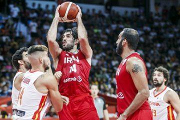 از سوریه به لبنان،تغییر مقصد ملی پوشان بسکتبال