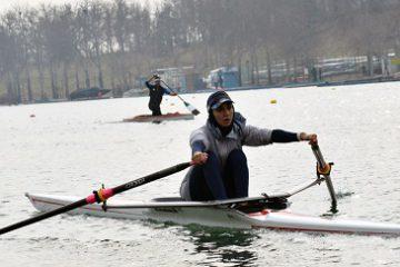 یک سهمیه المپیک در روئینگ به بانوان رسید