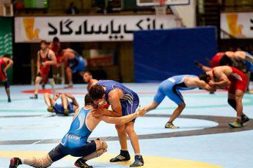 تیم ملی کشتی آزاد با ۱۲ کشتی گیر در جام علی اف