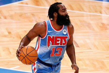 حضور جیمز هاردن در تیم ملی بسکتبال آمریکا برای بازی های المپیک توکیو