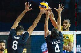 برزیل به عنوان اولین تیم به نیمه نهایی صعود کرد