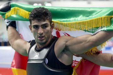 محمد سیفی: با تمام توان برای چهارمین مدال طلای بازیهای آسیایی تلاش می کنم