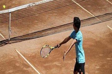 پایان رقابتهای تنیس ردههای سنی کشور به میزبانی البرز