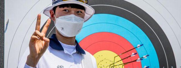 رکورد شکنی ورزشکار کره جنوبی در اولین روز المپیک