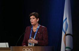 نایب رئیس کمیته بین المللی المپیک انتخاب شد