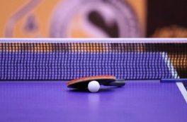 کرونا اردوی تیم ملی تنیس روی میز را لغو کرد