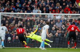 حذف منچستر از جام اتحادیه فوتبال انگلیس با شکست مقابل وستهام
