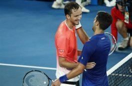 مدودف با شکست جوکوویچ قهرمان تنیس اوپن آمریکا شد