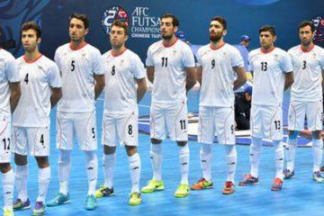 کلید صعود تیم ملی فوتسال ایران در دستان صربستان