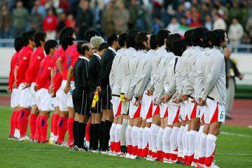 میزبانی ایران از کره جنوبی در مسابقات انتخابی جام جهانی فوتبال