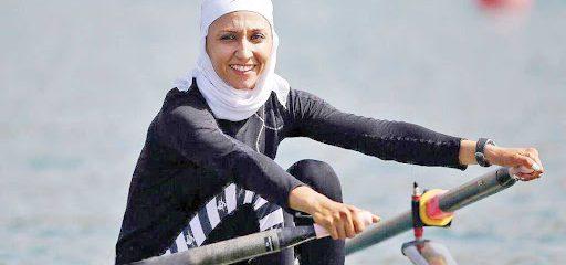 صعود ملایی به یک چهارم نهایی مسابقات رویینگ تک نفره زنان