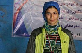 چهارمی دارابیان در مسابقات سنگنوردی جوانان جهان